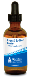 Liquid Iodine Forte 2oz