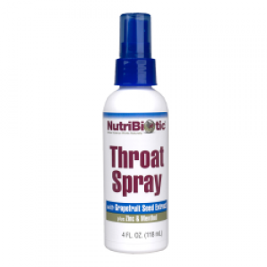 Nutribiotic Throat Spray 4oz