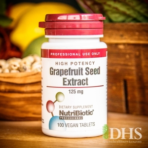 Grapefruit Seed Extract 100T